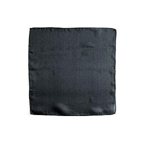 Seidentuch zum Zaubern - black - 6 in./ca. 15cm