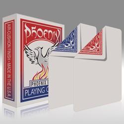 Phoenix Parlour Deck Blau