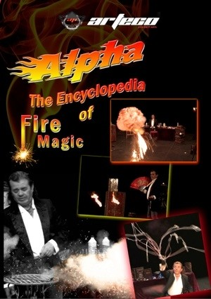 Alphas Encyclopedia of Fire Magic 4 DVD Set - Zaubershop-Frenchdrop