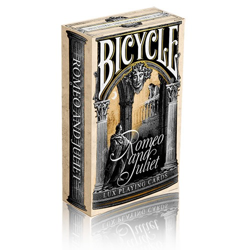 Bicycle - Romeo and Juliet - White Case