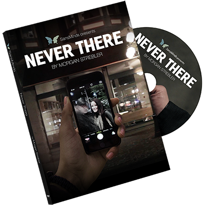 Never There by Morgan Strebler | DVD