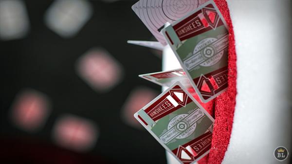 Banshee Karten - Wurfkarten bei Zaubershop-Frenchdrop