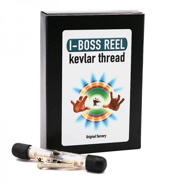 I Boss Reel Kevlar - Zaubershop Frenchdrop