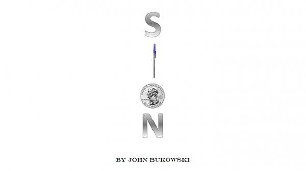 SION by John Bukowski bei Zaubershop Frenchdrop