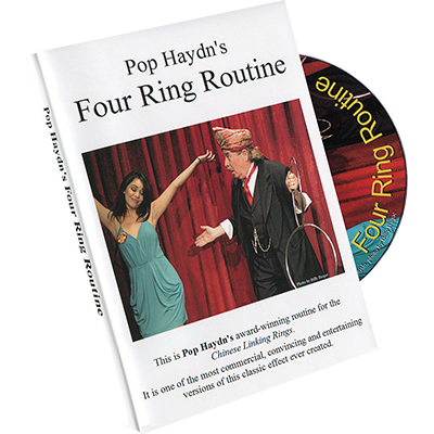 Pop Haydn Comedy Four Ring Routine (2014) by Pop Haydn