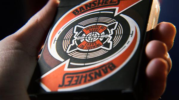 Banshee Wurfkarten bei Zaubershop-Frenchdrop