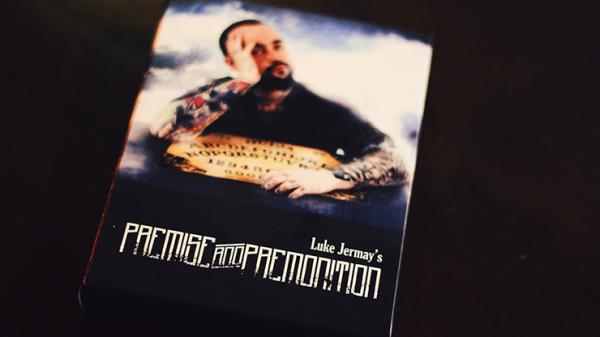 Premise & Premonition (4 DVD Set) by Luke Jermay and Vanishing Inc.