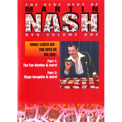 Very Best of Martin Nash L & L Publishing Volume 1