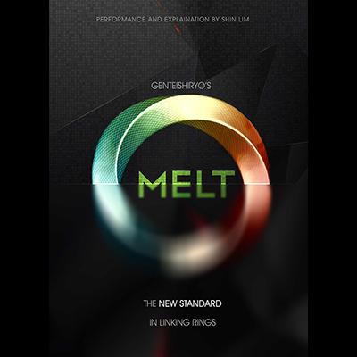 Melt (DVD and Gimmicks) by Genteishiryo Zaubershop Frenchdrop