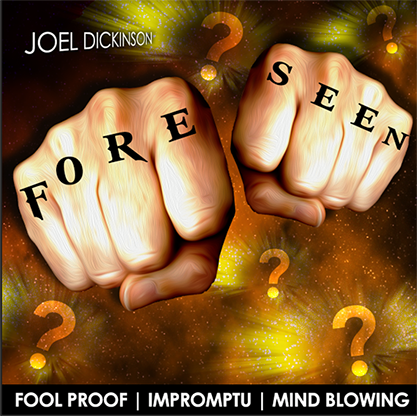 Foreseen by Joel Dickinson eBook | DOWNLOAD