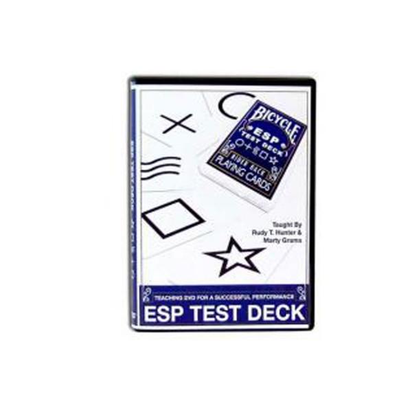 Zaubertricks mit ESP Deck