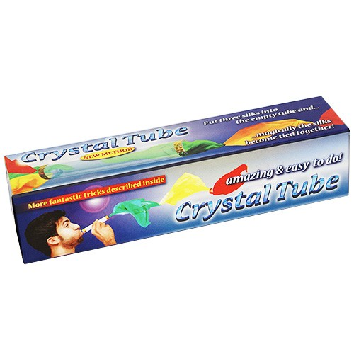 Tuchröhre - Crystal Tube - Mini | Zaubertrick