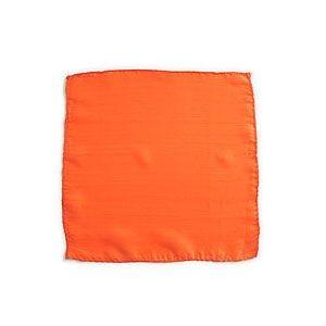 Seidentuch zum Zaubern - orange - Zaubershop Frenchdrop