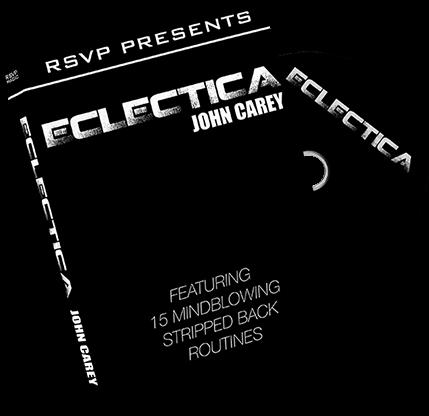 Eclectica by John Carey