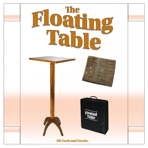 Floating Table - schwebender Tisch - im Set