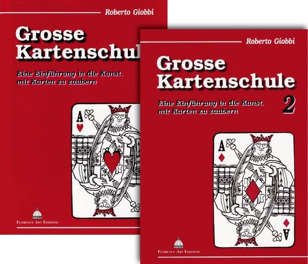 Grosse Kartenschule 1 & 2 von Roberto Giobbi