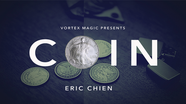 COIN by Eric Chien jetzt bei Zaubershop-Frenchdrop