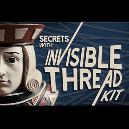 Secrets With Invisible Thread Kit Zaubershop-Frenchdrop