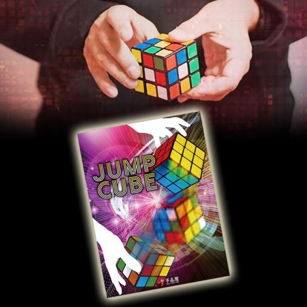 Jump Rubik Cube by Syouma | zaubertrick bei Zaubershop Frenchdrop
