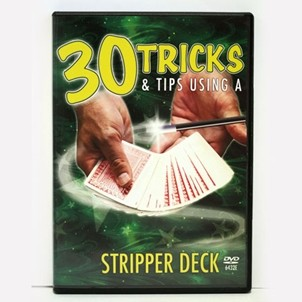 30 Tricks & Tipps Stripper Deck (Nur DVD)