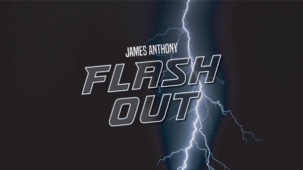 FLASH OUT (Gimmicks and Online Instructions) by James Anthony Zaubershop Frenchdrop