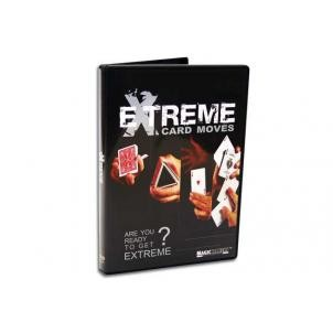 Extreme Card Moves - DVD