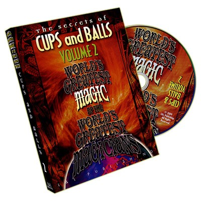 Cups and Balls Vol. 2 (World's Greatest) - DVD by L&L Publishing