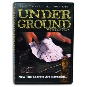 Underground Magic - DVD