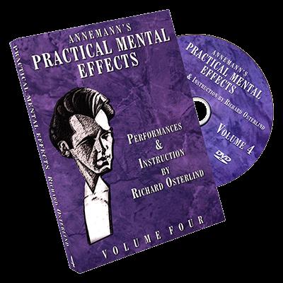 Annemann's Practical Mental Effects Vol. 4 by Richard Osterlind