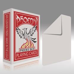 Phoenix - Parlour Doppelblanko Deck