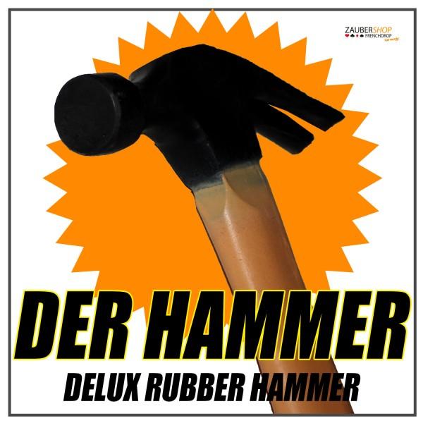 Gummihammer Deluxe Rubber Hammer