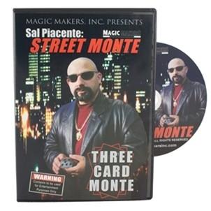 Street Monte - Three Card Monte DVD | Trickspiel