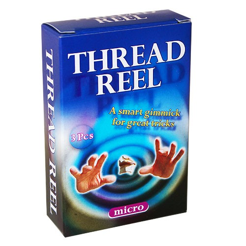 ITR Thread Reel Micro 3 Stk. | Zauberzubehör