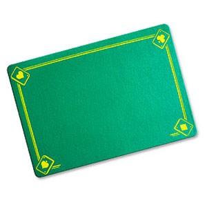 VDF Zauberunterlage - Aces - grün - Standard | Zauberzubehör