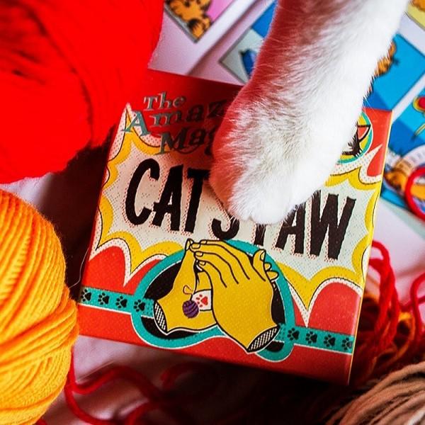 Cat´s Paw - Die Katzen Pfote - Zaubertrick