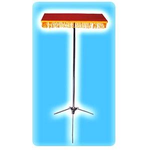 Erscheinender Zaubertisch - Flash Production Table | Zauberzubehör