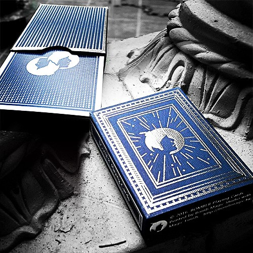 Blue Bomber | Spielkarten