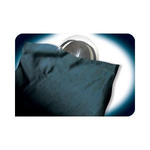 Zombie silk - Zombie Tuch schwarz