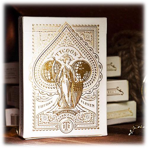 Tycoon Ivory Edition | Spielkarten