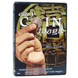 Easy Coin Magic - More Than 50 Effects & Routines - Leichte Münz-Zauberei