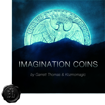 Imagination Coins Euro by Garrett Thomas jetzt bei Zaubershop Frenchdrop