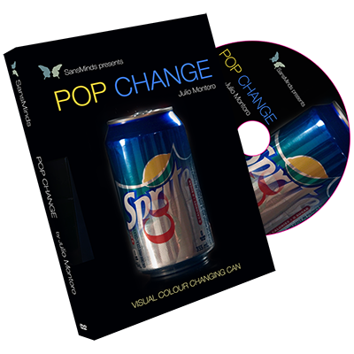 Pop Change (DVD and Gimmick) by Julio Montoro