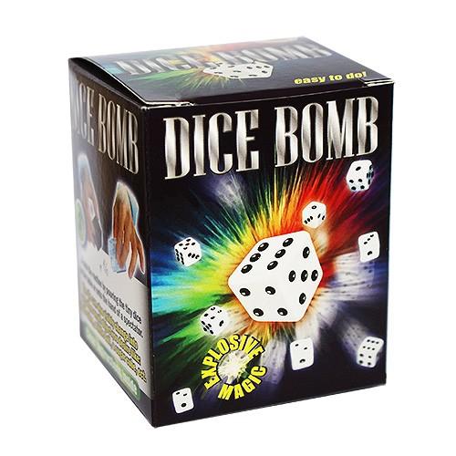 Dice Bomb - Würfel-Bombe - Zaubertrick