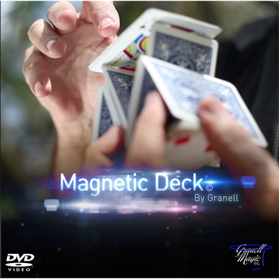 Magnetic Deck (DVD and Gimmick) by Granell