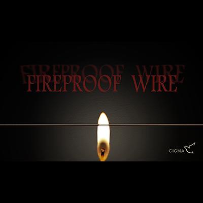 Fireproof Wire Zaubershop-Frenchdrop