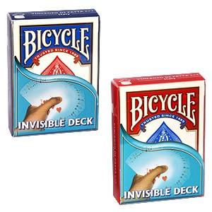 Invisible Deck Das unsichtbare Spiel