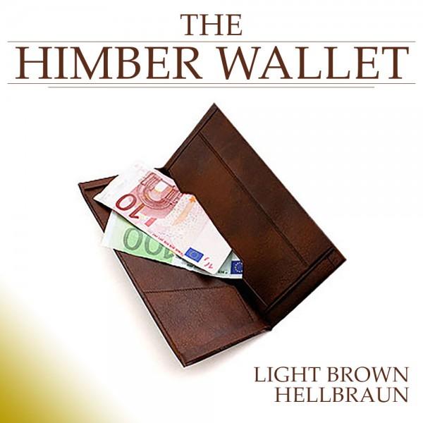 Himber Wallet Hellbraun - Zaubershop-Frenchdrop