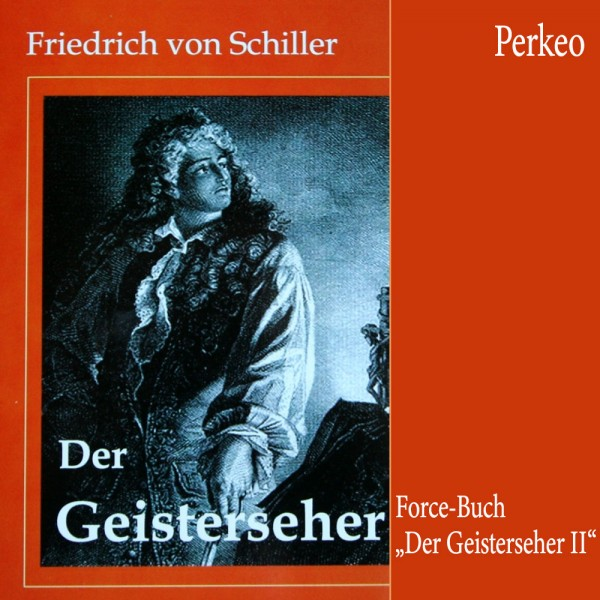 "Force-Buch ""Der Geisterseher II"" bei Zaubershop Frenchdrop"