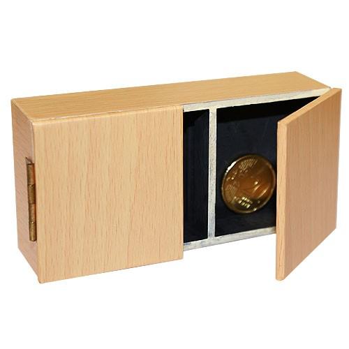 Die geheimnisvolle Münzen Box - Mistery coin box