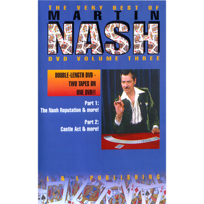 Very Best of Martin Nash L&L Publishing Volume 3